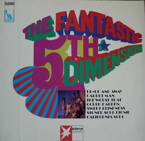 5th Dimension - The Fantastic 5th Dimension