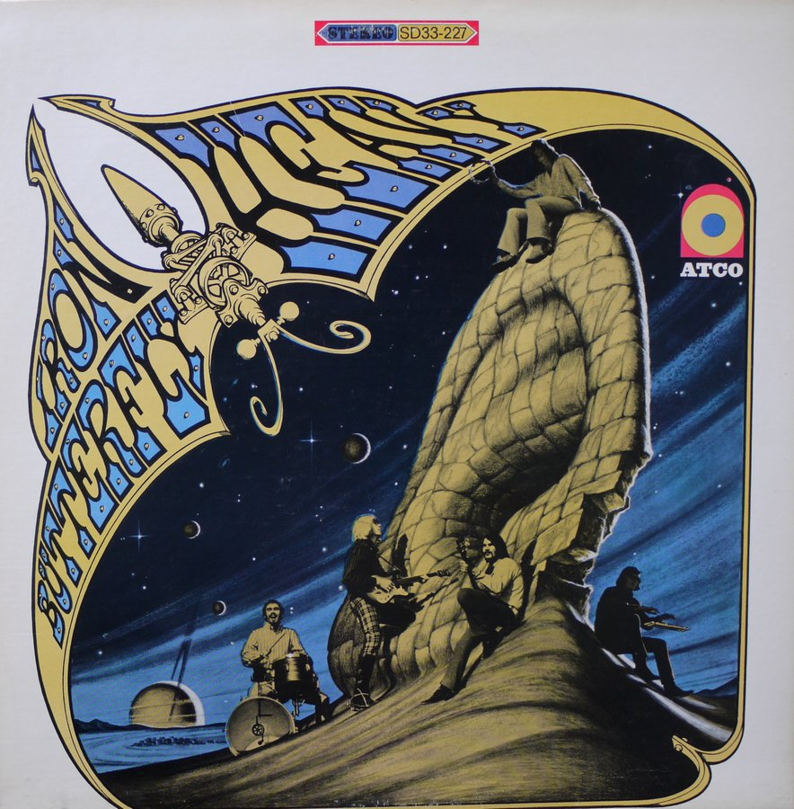 IRON BUTTERFLY - Heavy ['69 US Repress] - LP